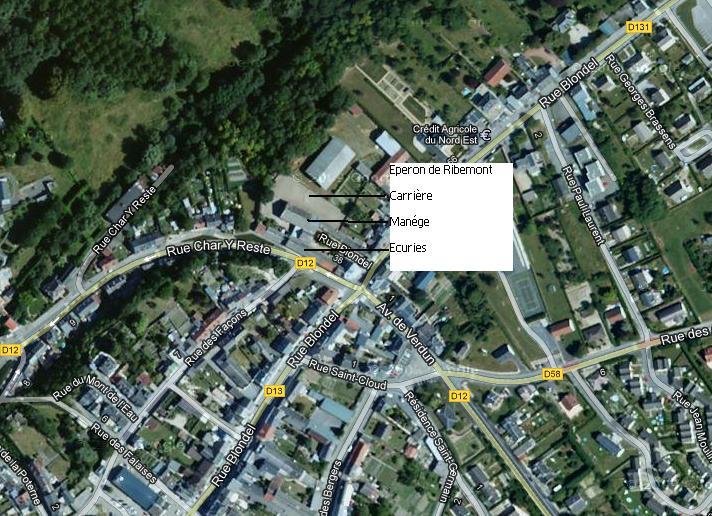 voir rue par satellite